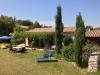 Ferienhaus in idyllischer Lage mit schönem Garten und Terrassenmöbeln, gut geeignet für Familien und Ruhesuchende