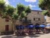 Das wunderschöne Dorf Aiguèze am Ende der Ardèche-Schlucht gehört offiziell zu den schönsten Dörfern Frankreichs