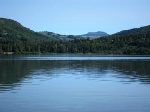 Lac d'Issarlès - Mont Méze