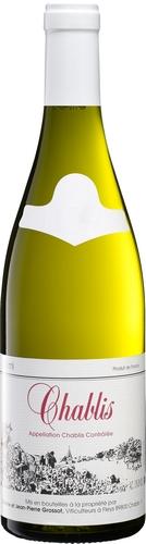 """Französischer Weißwein """"Chablis"""" (Copyright: Weinesprit.de)"""