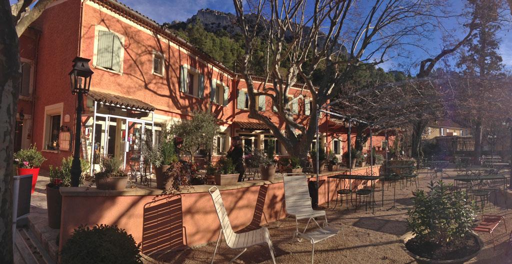Hotel Restaurant Montmirail Gigondas