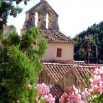 Gigondas in der Provence